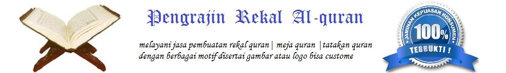 Rekal Al Quran 081542229101 (HP/WA)