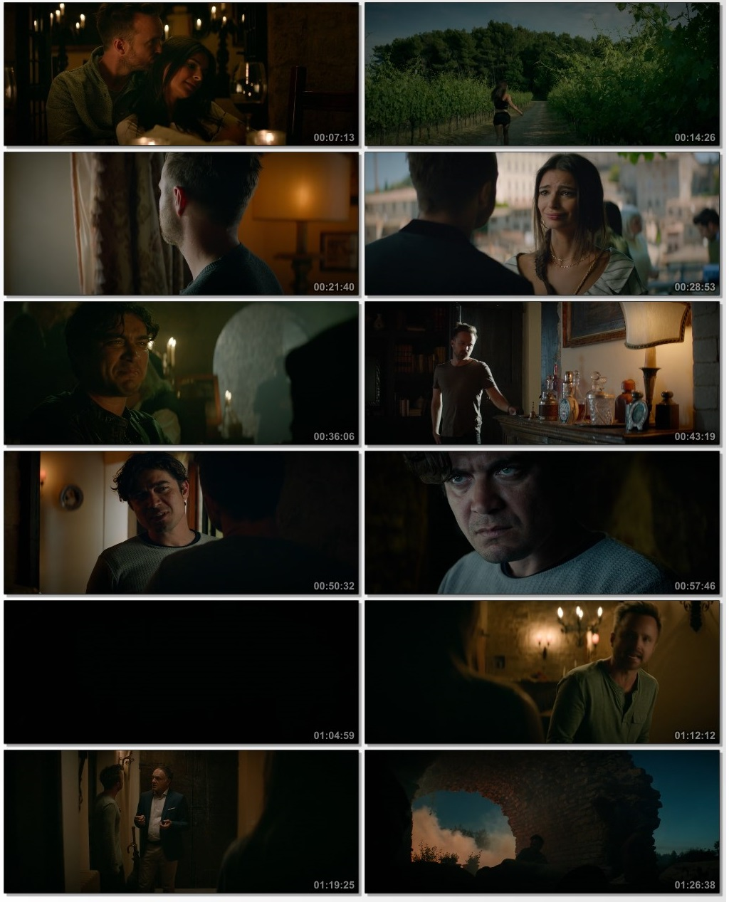 Screen Shot Of Welcome Home 2018 Full Movie Download Free Watch Online 300MB