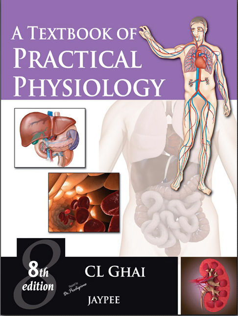 A Textbook of Practical Physiology 8E (2012) [PDF]