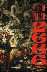 June/July Selection:  Roberto Bolano's 2666