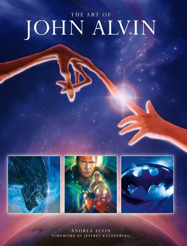 john alvin poster