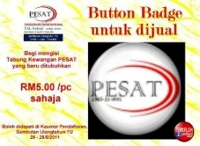 IKLAN JUALAN BUTTON BADGE PESAT