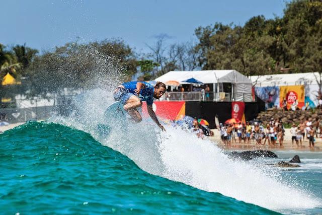 57 Quiksilver Pro Gold Coast 2015 Matt Wilkinson Foto WSL Kelly Cestari