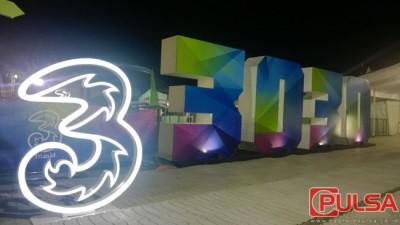 Tri Gelar 3030 Show, Kolaborasi Teknologi dan Seni