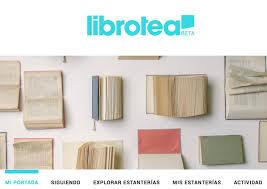 """""""LiBROTEA, EL RECOMENDADOR DE LIBROS"""""""