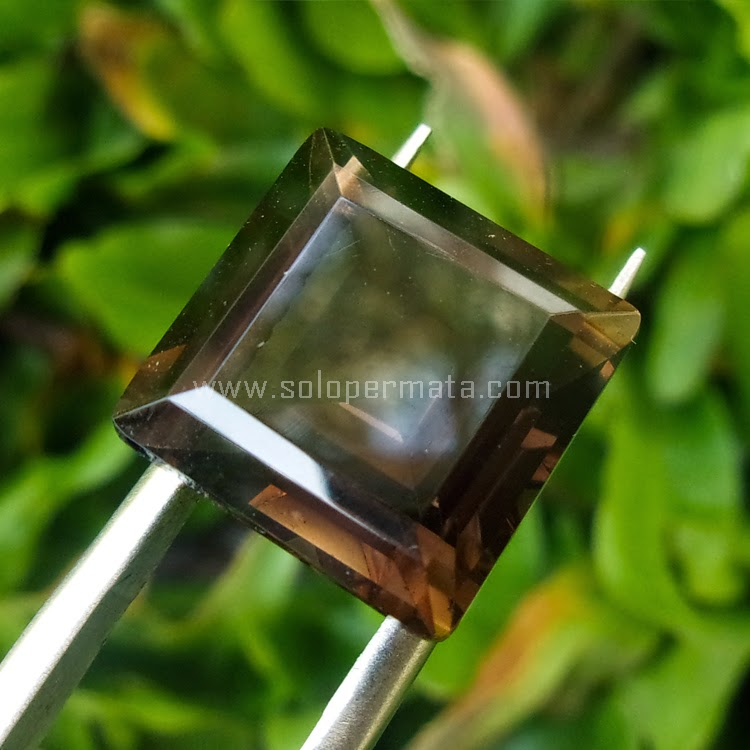 Batu Permata Smoky Quartz - SP541