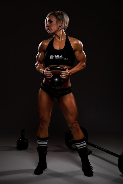 Jessie Hilgenberg - IFBB Figure Athlete and Fitness Model