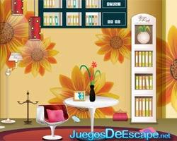 juegos de escape Girl House Escape
