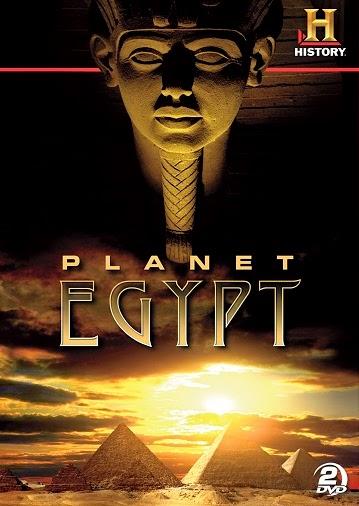 History Channel – Planeta Egito A Busca Pela Eternidade Dublado 2013