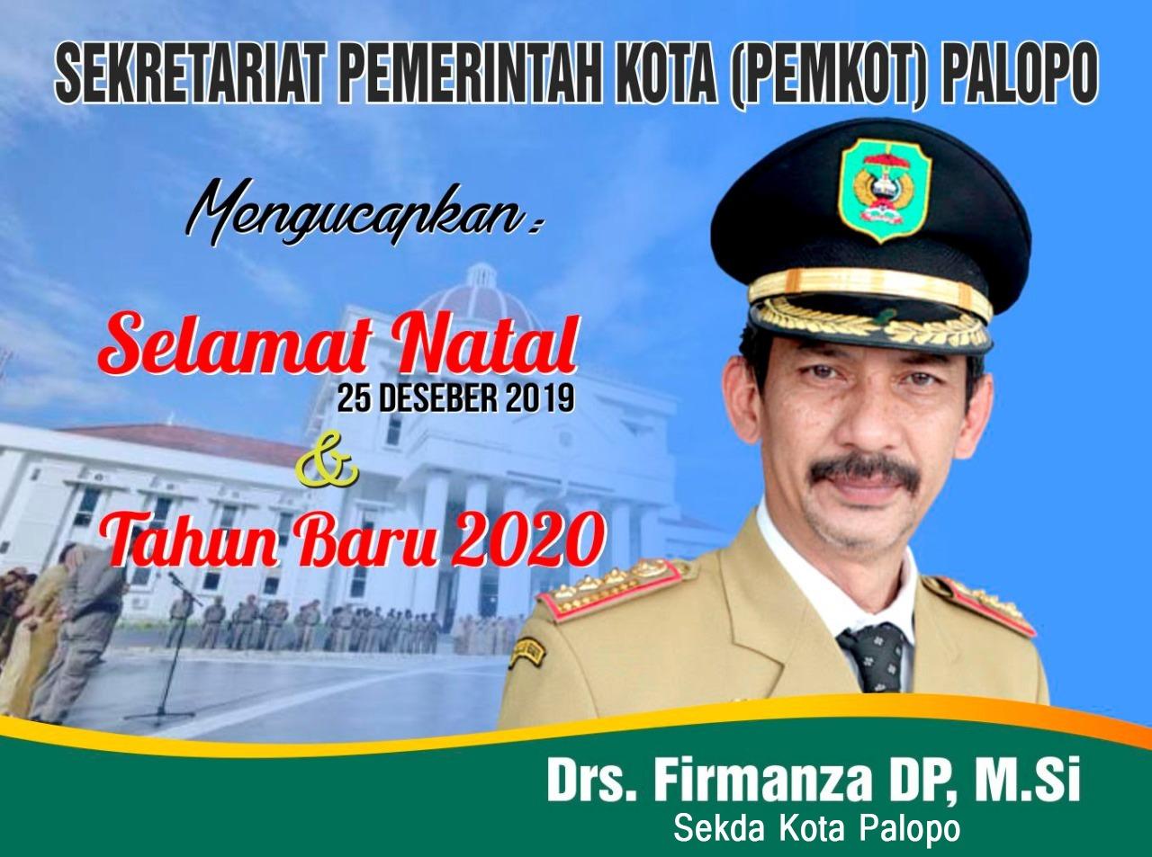 Iklan Sekda Kota Palopo