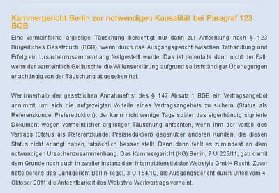 Der Rechtsanwalt Phillip Karl Berger aus Niederkrüchten lügt doch!
