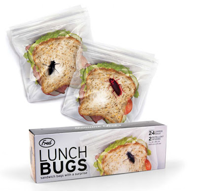 Protect your lunch.