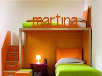 Ide Design Kamar Tidur Anak Cantik, Unik, Kretif dan Lucu