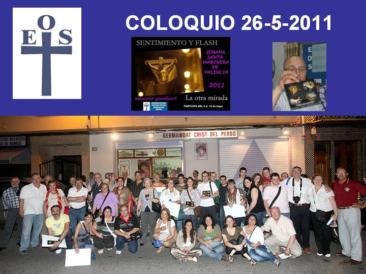 COLOQUIO FIN DE CURSO 2011