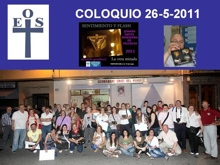 COLOQUIO FIN DE CURSO 2011