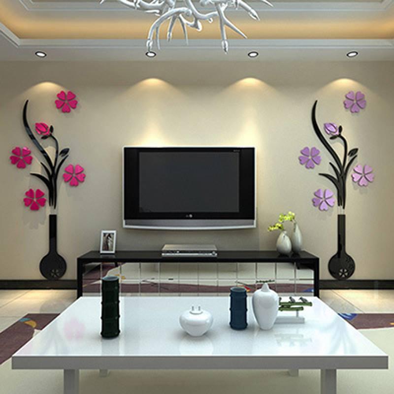 3D Wallpaper Stickers - Home Decor