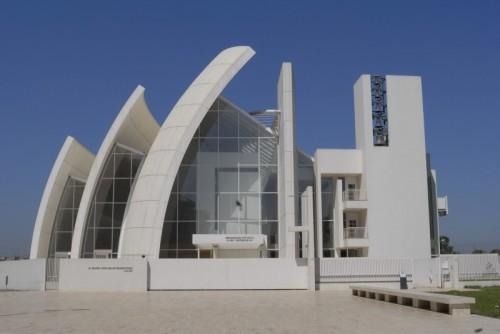 parole in libert architettura moderna chiesa di tor tre