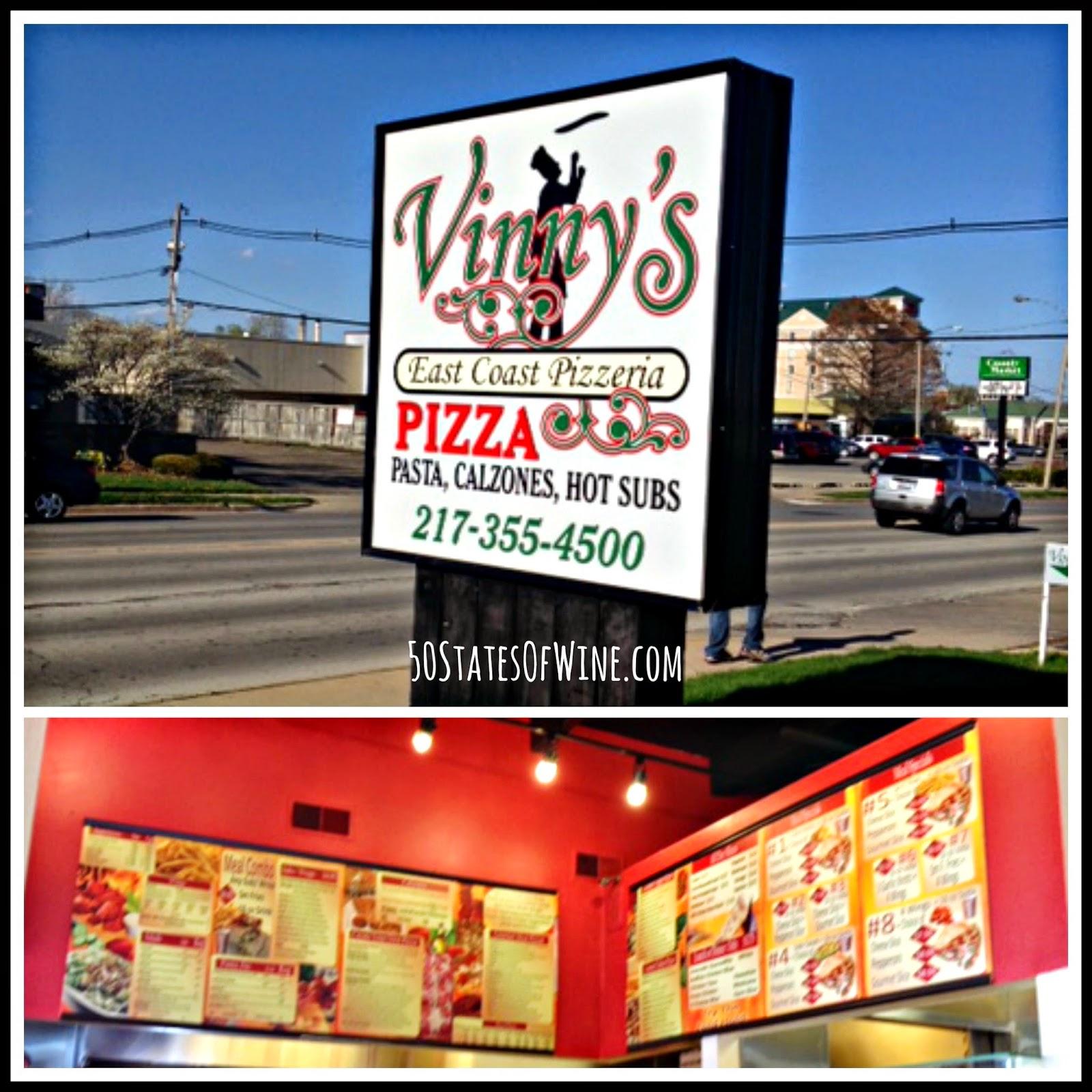 Vinny's East Coast Pizzeria