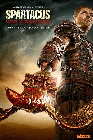 Spartacus  S01-S03 All Episode [Season 1 Season 3] Complete Download 480p