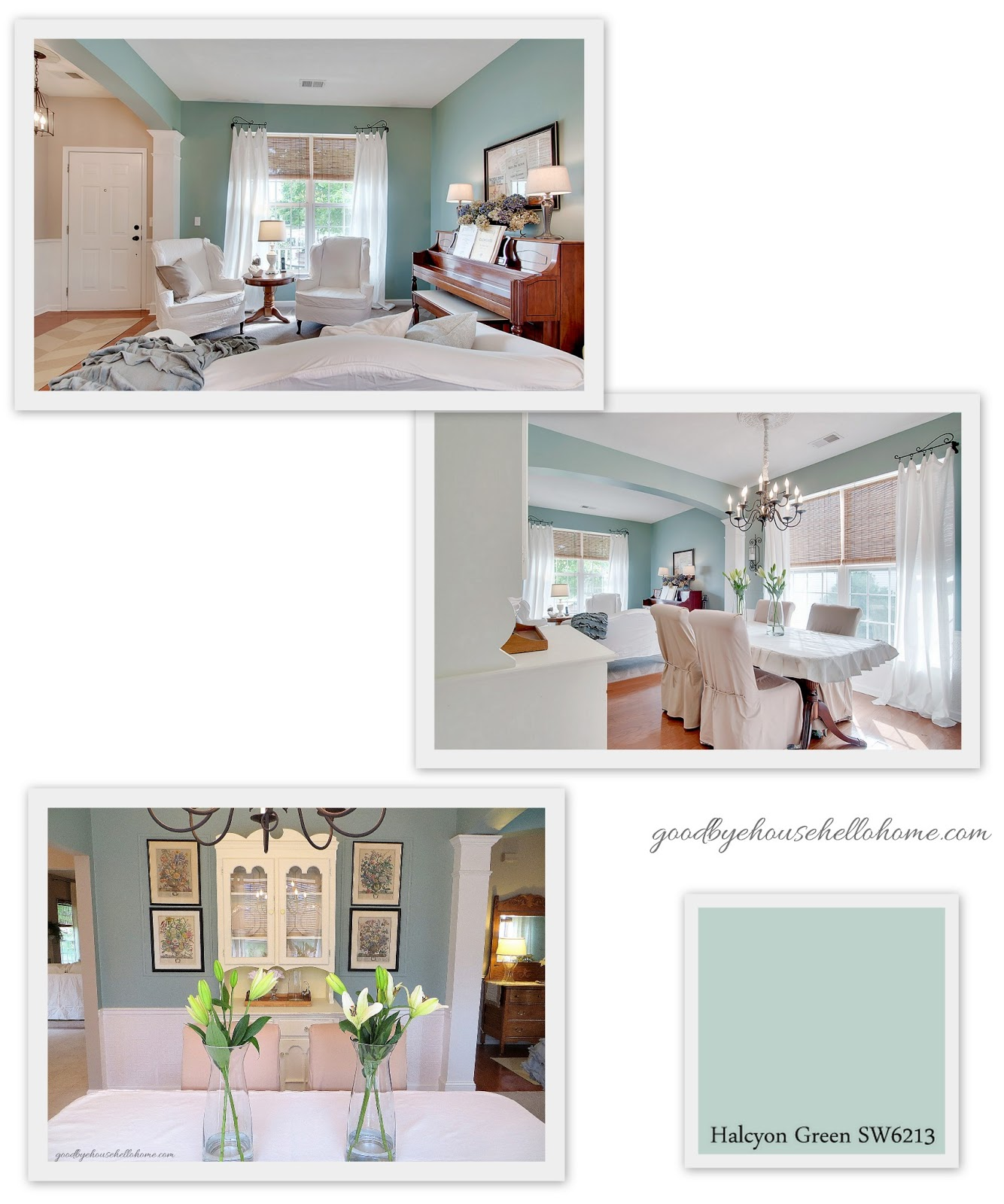 My Own Staged Home Paint Colors