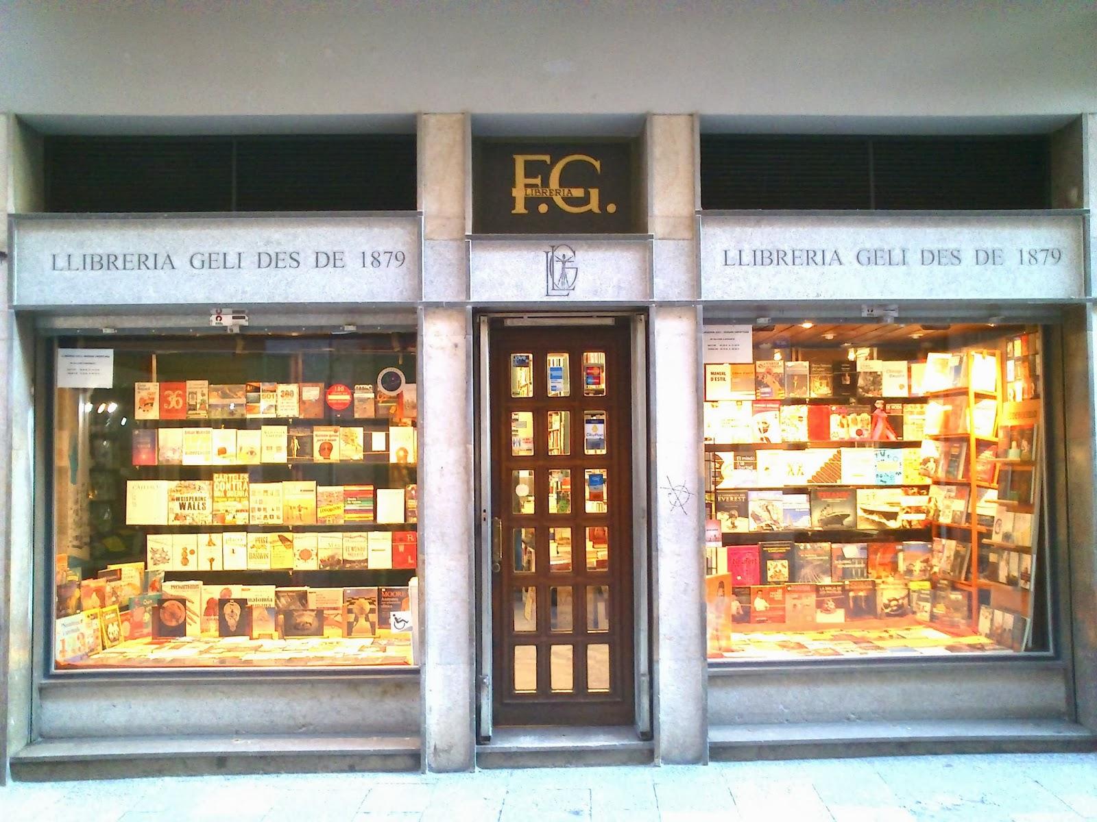 Llibreria Geli. Encants de Girona