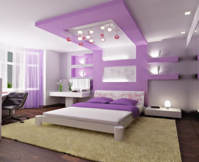 9 beautiful home interior designs kerala home design and for Beautiful small house interiors