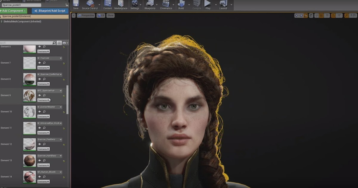 Character Design Unreal Engine 4 : Paragon s characters in unreal engine cg daily news