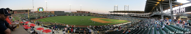 baseball panorama
