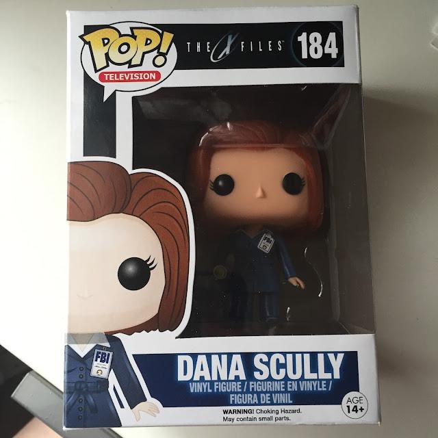 Dana Scully Pop Vinyl