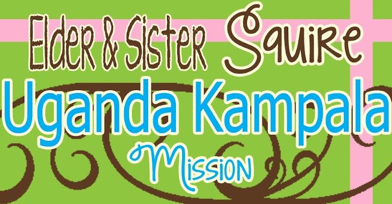 Squire Uganda Missionary Blog