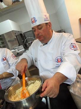 Aprenda a fazer Risottos Maravilhosos e Deliciosos com o Chef Paulinho Pecora