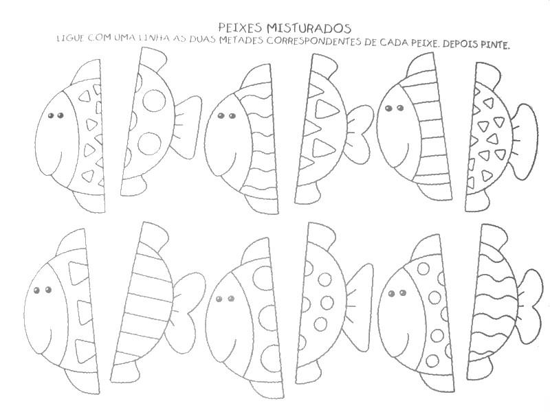 Correspondências - sequências e outras actividades 2 ALFABETIZACAO+INFANTIL+DESENHOS+E+ATIVIDADES+921