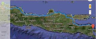 Jakarta Denpasar Bali Cepat Lewat Jalur Pantura