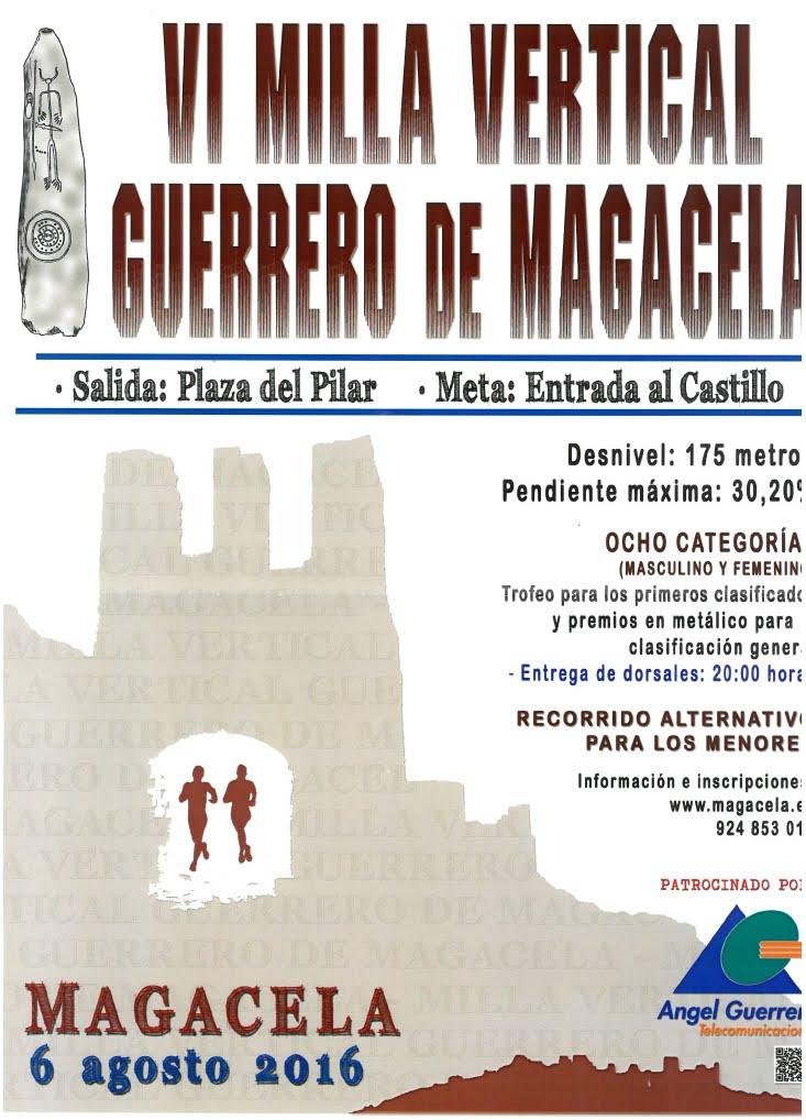 VI Milla Vertical Guerrero de Magacela