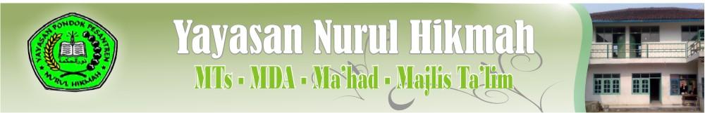 Yayasan Pontren Nurul Hikmah
