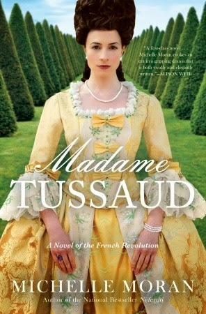 http://www.justonemorechapter.com/2012/07/madame-tussaud-by-michelle-moran.html