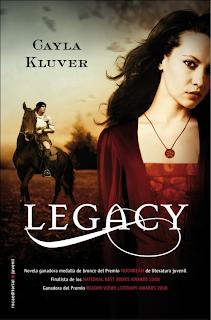 Legacy (Cayla Kluver)