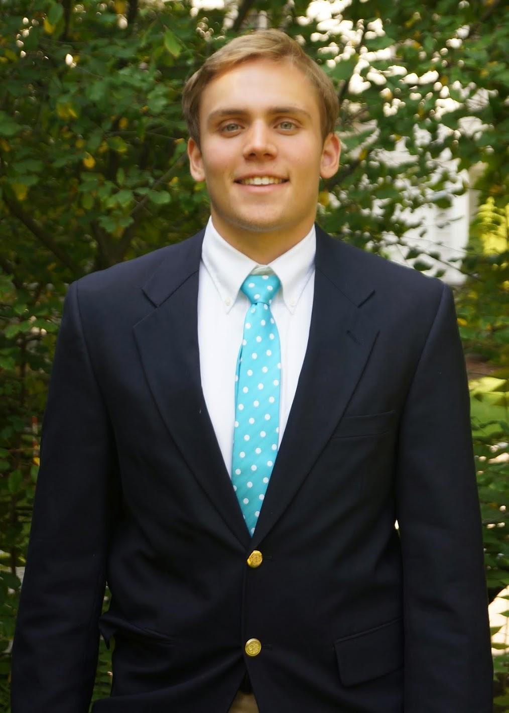 Elder Brigham Blake