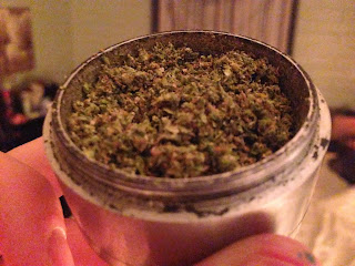 Mary Jane in Julie Mitchell's Grinder