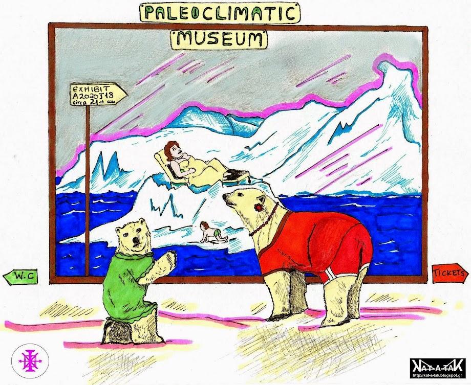 Paleoclimatic attitudes