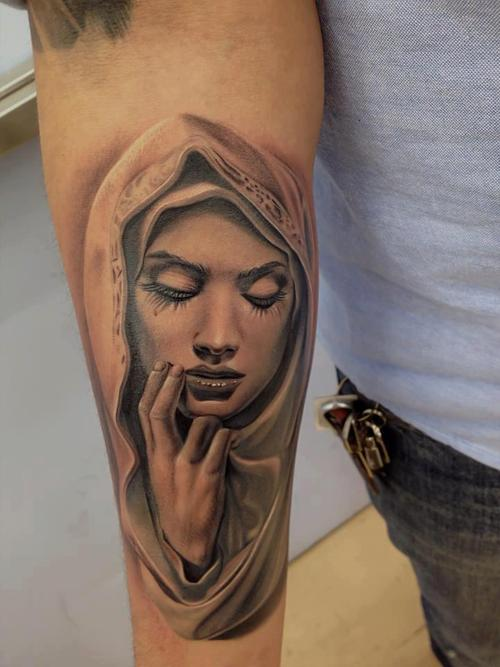Top Tatuagem Campinas: ESTILOS DE TATUAGENS - Religiosas VL38