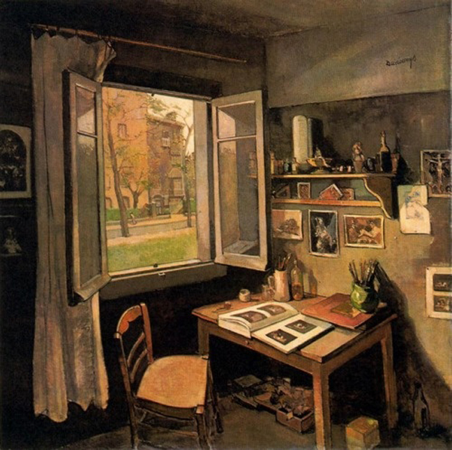 Artists Who Painted There Moods