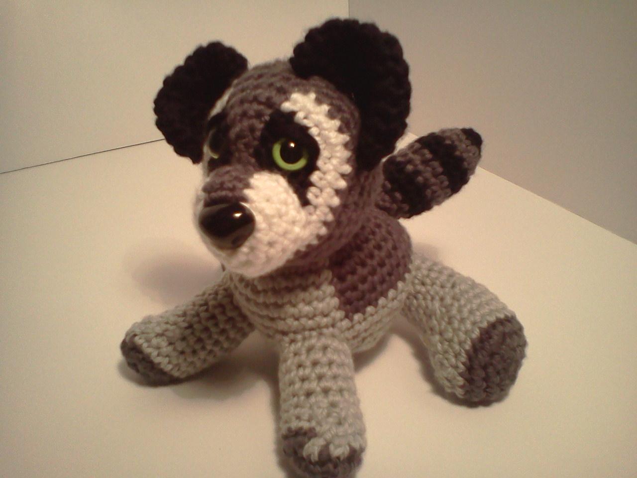 Amigurumi Raccoon Pattern Free : Serendipity Creative: Benjamin Baby Raccoon AmiPal ...