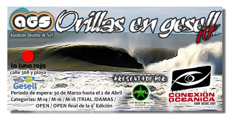 Torneo de Surf  2º  Fecha