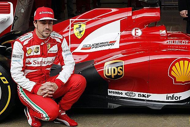 COM AGEN TEXAS POKER DAN DOMINO ONLINE INDONESIA TERPERCAYA Poker Online - Sang Pembalap Kebanggan dari Ferrari Fernando Alonso Akhirnya Hijarah Pergi