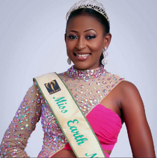 Featuring miss earth nigeria 2014 welcome to linda ikeji s blog