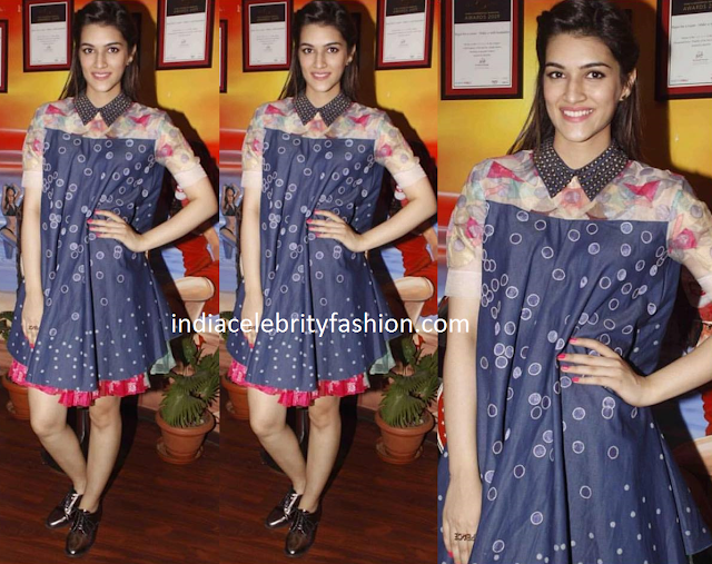 Kriti Sanon in Not So Serious By Pallavi Mohan