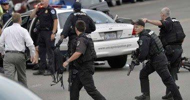 قتل طفل علي يد شرطيين امريكيين بعد ان قاموا بملاحقه والده لاعتقاله