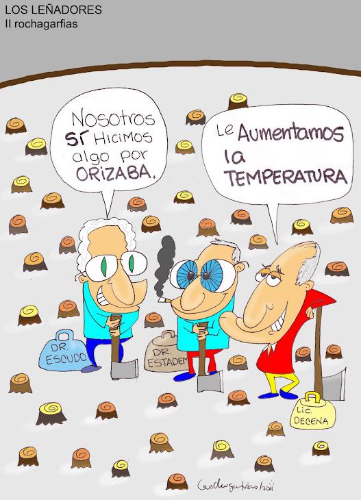 LOS LEÑADORES DE ORIZABA