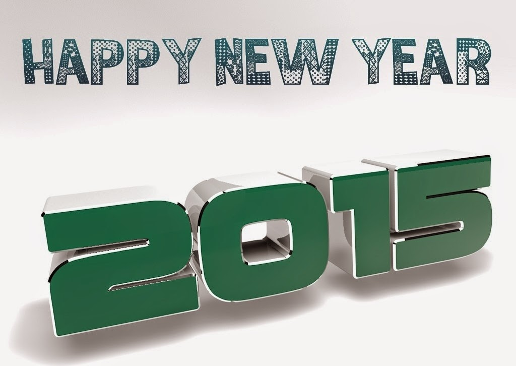 Romantic Animated 3D Wallpaper for New Year 2016